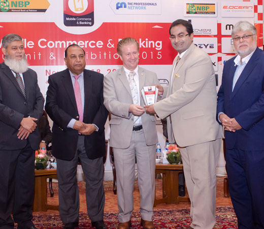 Mobile Commerce & Banking Submit & Exhibition Gallery 2015